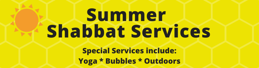 Summer Services 2